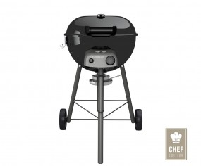 Outdoorchef CHELSEA 480 G LH Chef Edition schwarz Gasgrill