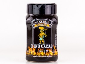 Don Marco´s Rub King Cacao 220 g